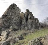 Free Photo - Ritlite-rock formation in the Iskar Gorg