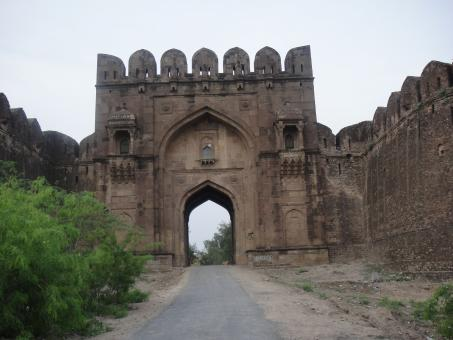 Rohtas Fort Pakistan - Free Stock Photo