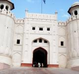Free Photo - Lahore shahi fort