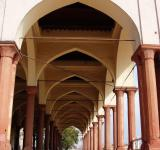 Free Photo - Lahore shahi fort columns