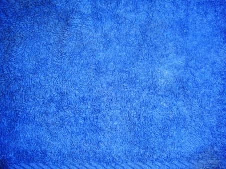 Blue rough fabric - Free Stock Photo