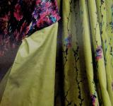 Free Photo - Fabric colour full design