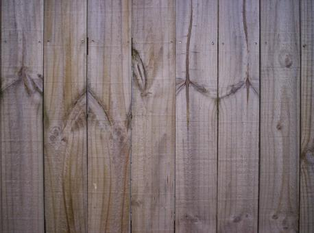 Wooden Pailings - Free Stock Photo
