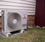 Free Photo - Mitsubishi Air Conditioner