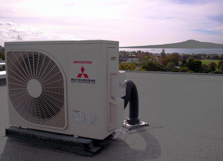 Free Stock Photo of Mitsubishi Air Conditioner Created by James Walton