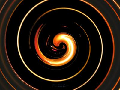 Abstract swirl - Free Stock Photo
