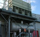 Free Photo - Big Tank on Ammonia Refrigeration Plant
