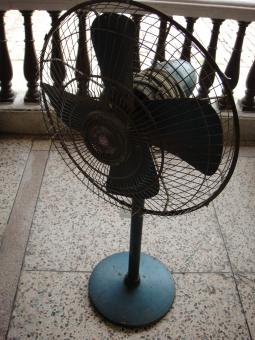 Old electric fan - Free Stock Photo