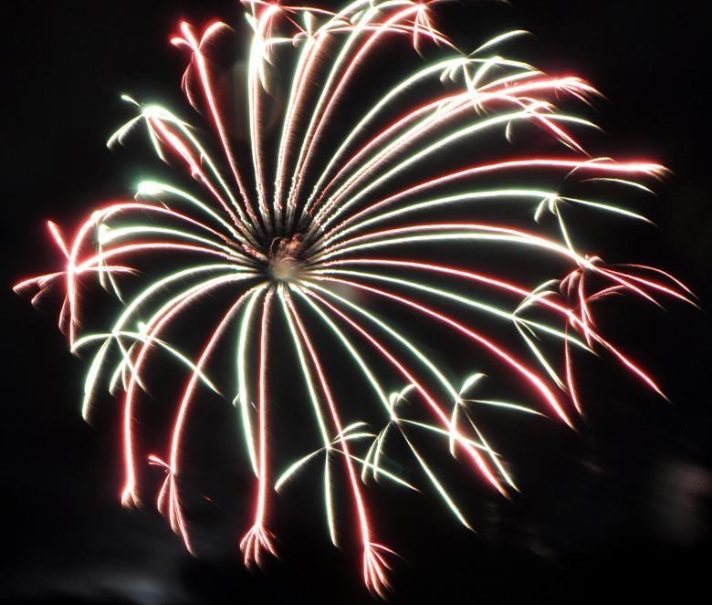 Free Stock Photo of fireworks Created by david balasa