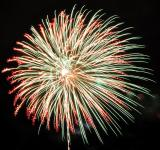 Free Photo - Large fireworks