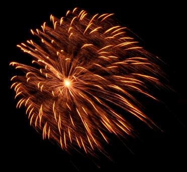 Large fireworks - Free Stock Photo
