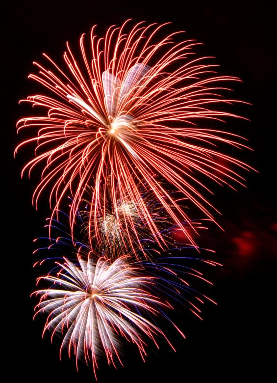 Free Stock Photo of Large fireworks Created by david balasa