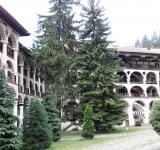 Free Photo - Rila Monastery in Bulgaria.
