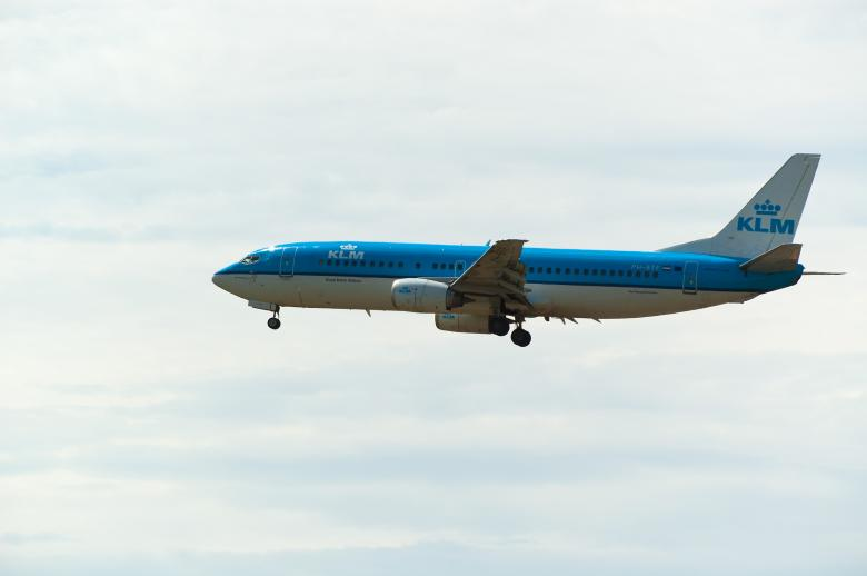Free Stock Photo of KLM aircraft Created by Max van Holten