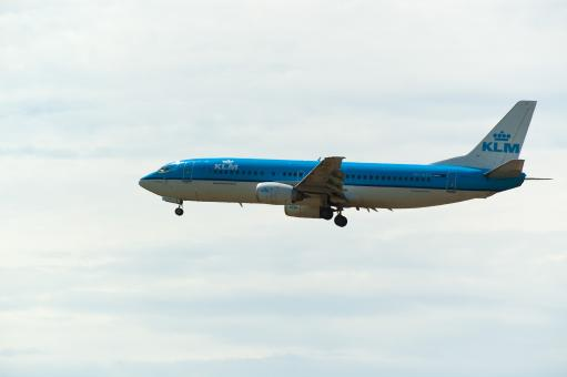 KLM aircraft - Free Stock Photo