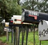 Free Photo - Rural Mailboxes