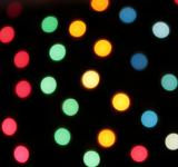 Free Photo - Abstract Bright colored lights