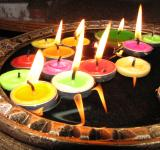 Free Photo - Colorful Candles