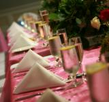 Free Photo - Banquet Table