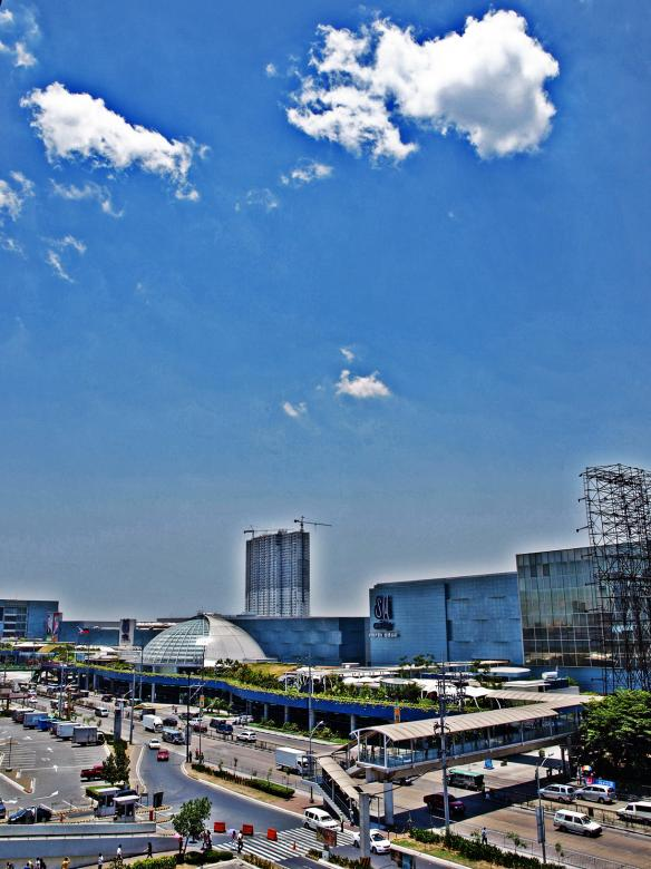 Free Stock Photo of SM City North Edsa Created by Ed Davad