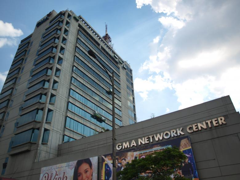 Free Stock Photo of GMA Network Center Created by Ed Davad