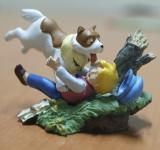 Free Photo - Boy and dog, macro toys