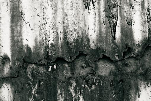 Black and white rust - Free Stock Photo