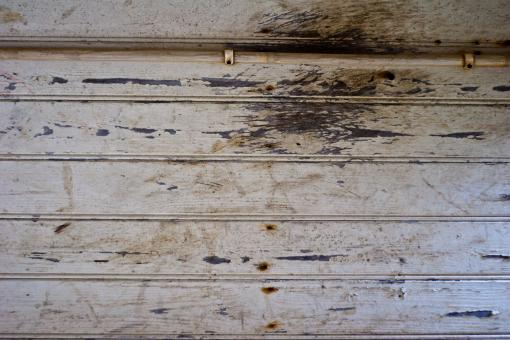 Scratched Wooden Wall - Free Stock Photo