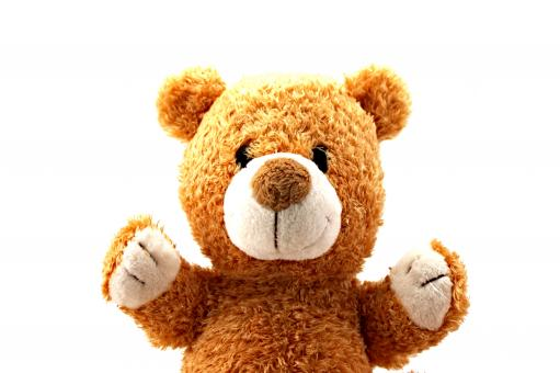 Teddy bear - Free Stock Photo
