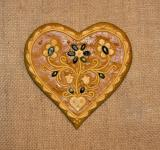 Free Photo - Gingerbread heart