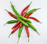 Free Photo - Red & Green Chilli