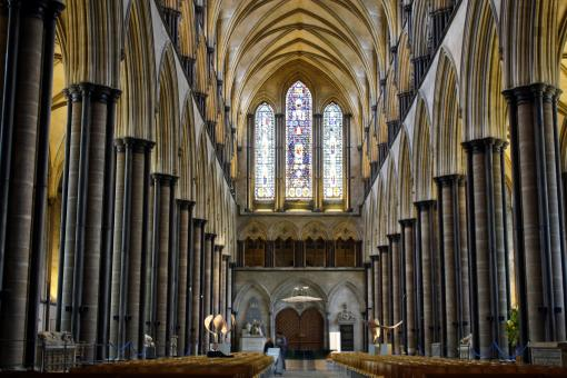 Salisbury Cathedral - Free Stock Photo