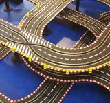 Free Photo - Race track interchange