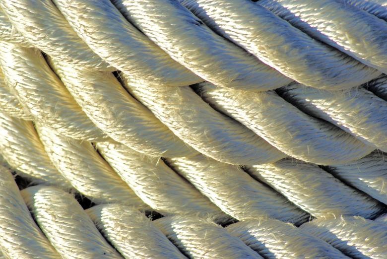 Free Stock Photo of Nautical Rope Created by Brian Norcross