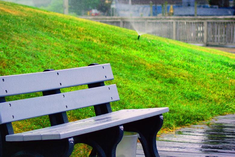 Free Stock Photo of Park Bench Created by Brian Norcross