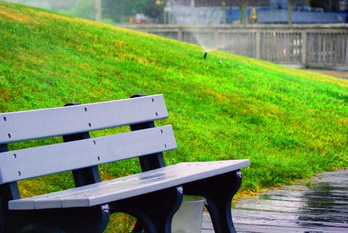 Park Bench - Free Stock Photo