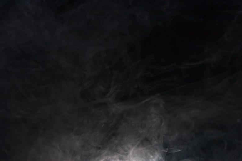 Free Stock Photo of Abstract Smoke Effect on Black Created by Bjorgvin