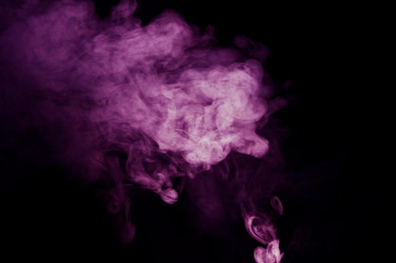 Free Stock Photo of Pink Smoke Sffect Created by Bjorgvin