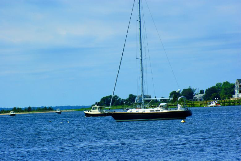 Free Stock Photo of Sailboat Created by Brian Norcross