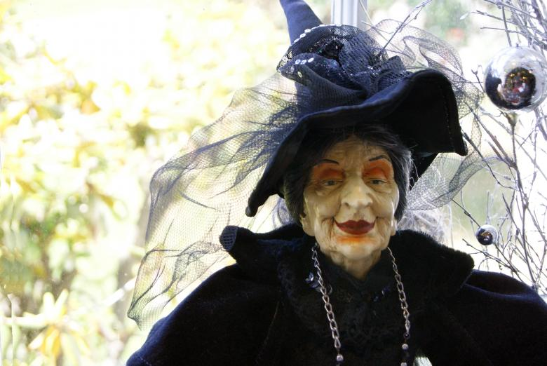 Free Stock Photo of Old Witch Created by Brian Norcross
