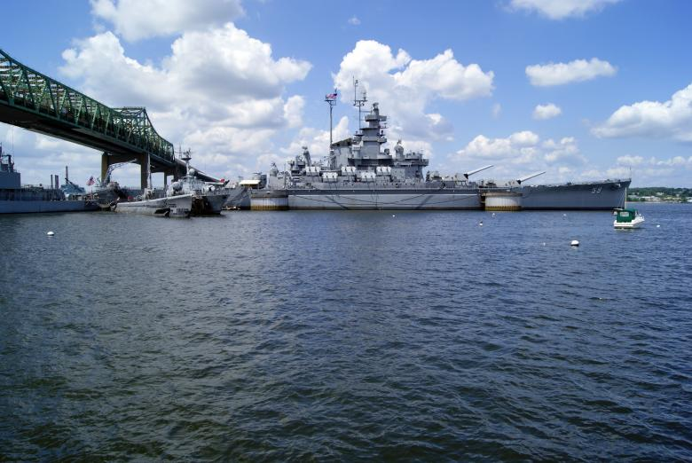 Free Stock Photo of Battleship Cove Created by LoriAnn Norcross