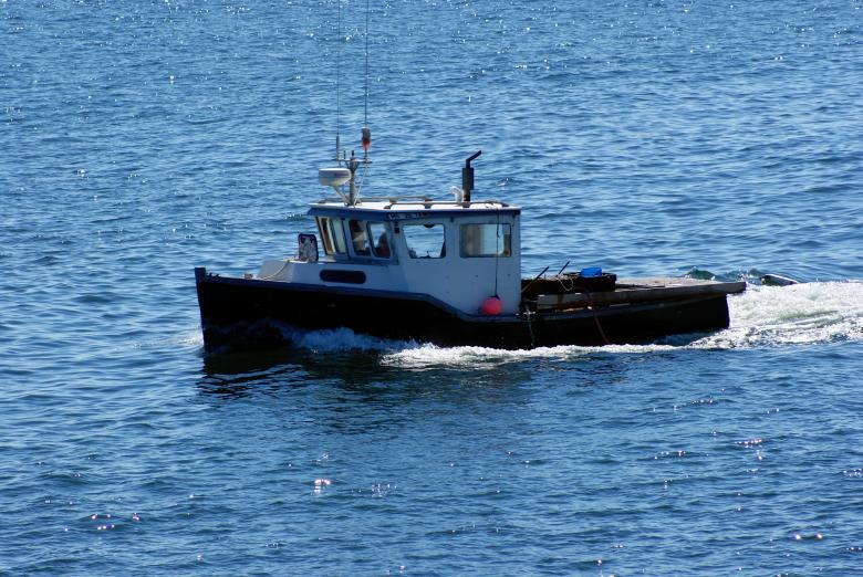 Free Stock Photo of Fishing Boat Created by Brian Norcross