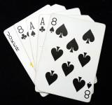Free Photo - Aces and eights