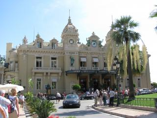 The casino in Monte Carlo Free Photo