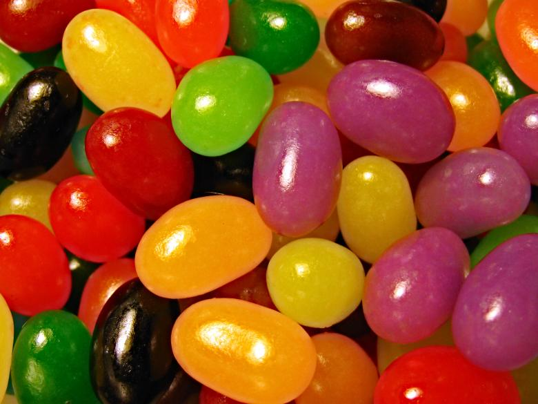 Free Stock Photo of Jelly Beans Created by Darren Hester