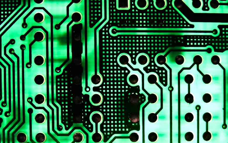 Free Stock Photo of Circuit Board Created by Darren Hester
