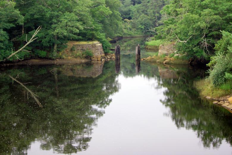 Free Stock Photo of Tranquil River Created by Brian Norcross