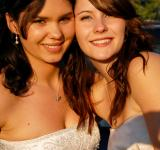 Free Photo - Bride and bridesmaid