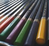 Watercolor pencils - Free Stock Photo