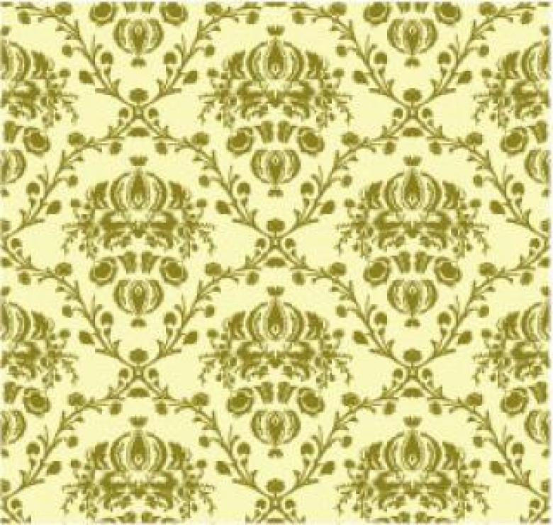 Free Stock Photo of Damask Seamless Pattern Created by Designious